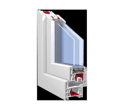 Kunststofffenster weiß  Kunststofffenster